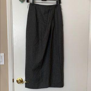 Vintage Ralph Lauren Wrap Skirt